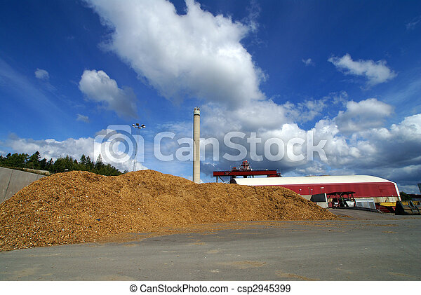 bio fuel power plant - csp2945399