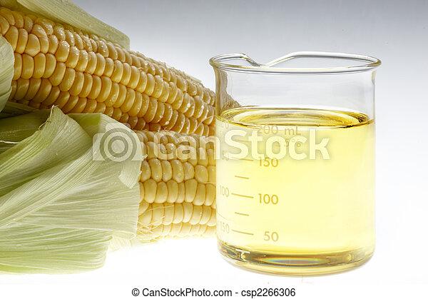 Bio Fuel still life - csp2266306