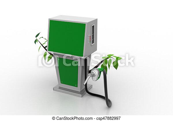 Bio fuel - csp47882997