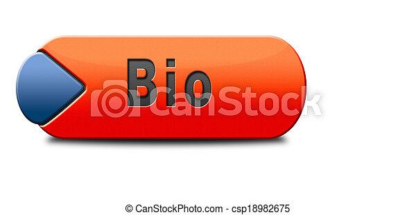 bio, knoop - csp18982675