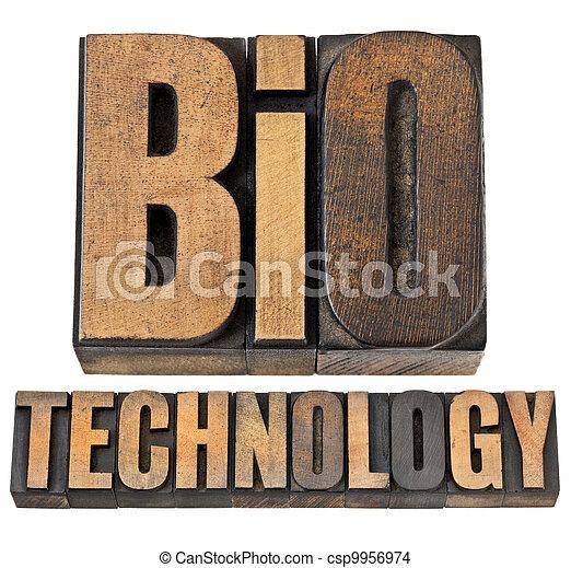 bio, technologie, hout, type - csp9956974
