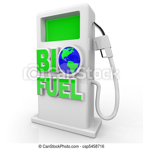 biofuel green gas pump station a green environmentally stock illustration search clip. Black Bedroom Furniture Sets. Home Design Ideas