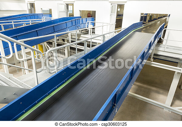 Biomass waste plant conveyer - csp30603125
