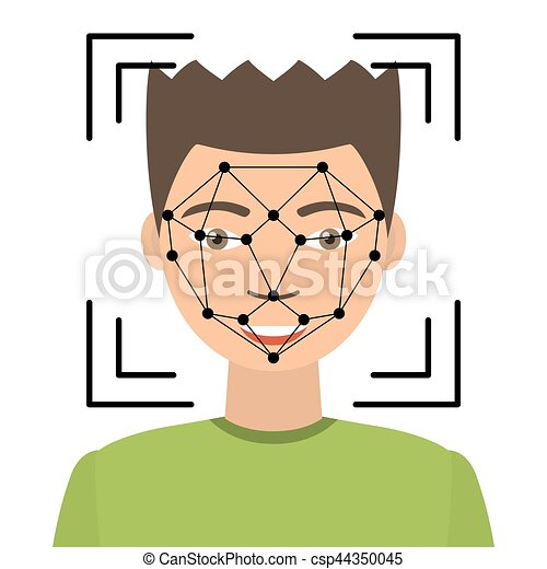 biometrical identification face recognition biometrical
