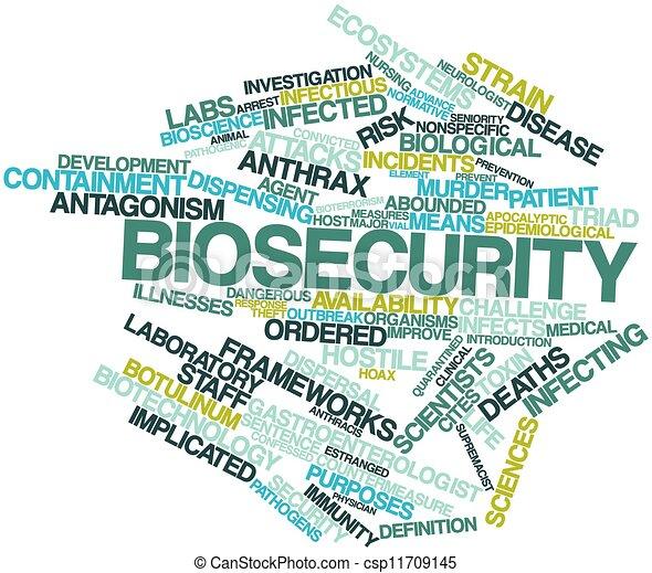 biosecurity - csp11709145
