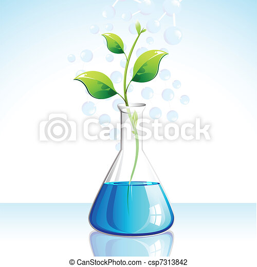 Biotechnological Plant - csp7313842