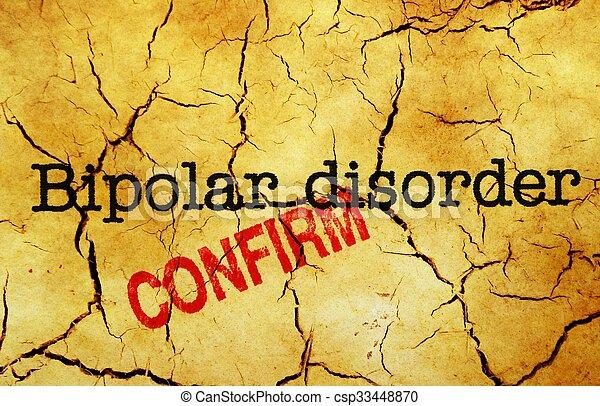 Bipolar disorder confirm - csp33448870