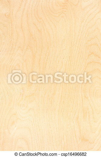 Birch plywood pattern - csp16496682