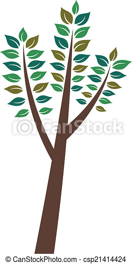 birch tree image concept of new beginning and prosperus vector rh canstockphoto ie  birch tree clip art free