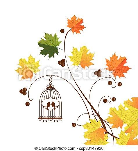 Bird Cage - csp30147928