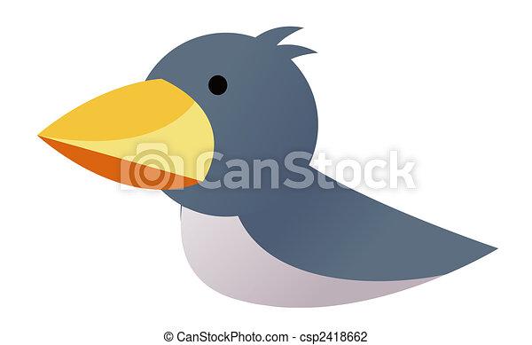 bird - csp2418662