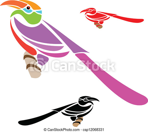 bird - csp12068331