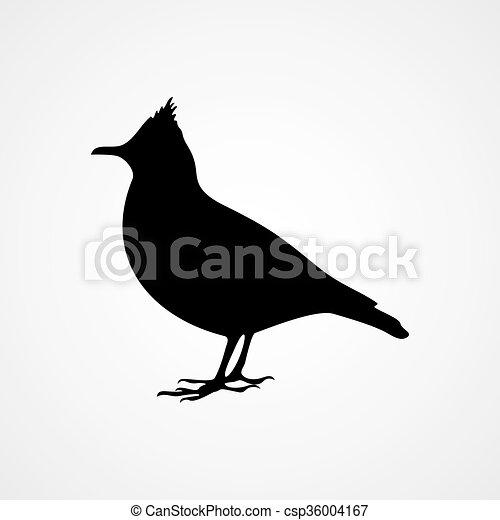 bird icon - csp36004167