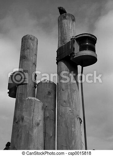Bird Post 2 - csp0015818