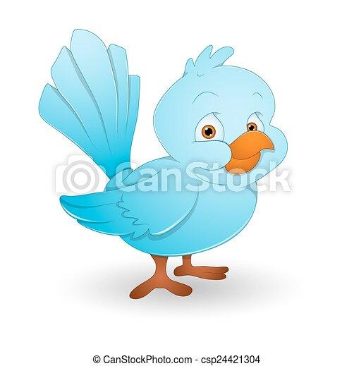 Bird - csp24421304
