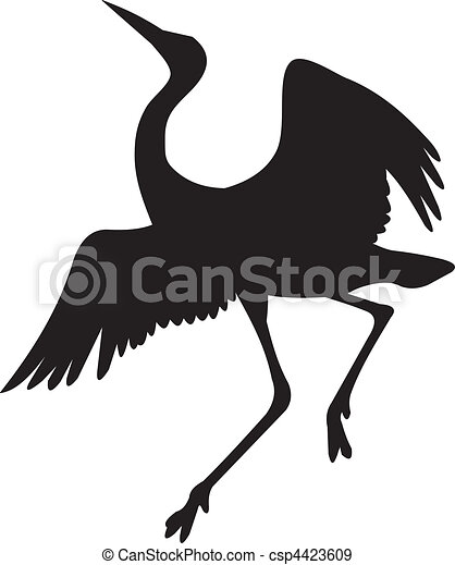 Bird vector - csp4423609