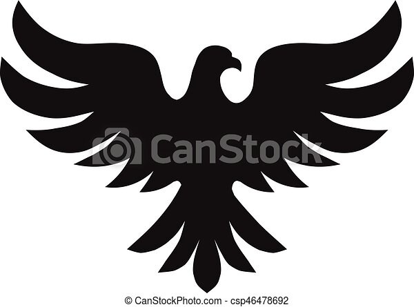 Bird With Silhouette Logo Concept Bird Logo Vector Dove Silhouette Logo Eagle Silhouette Symbol Design Element