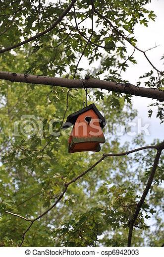 Birdhouse - csp6942003