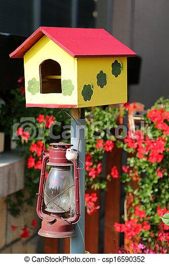 Birdhouse - csp16590352