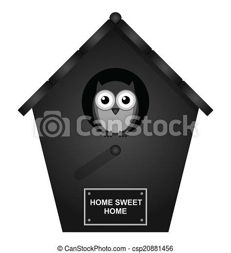Birdhouse - csp20881456