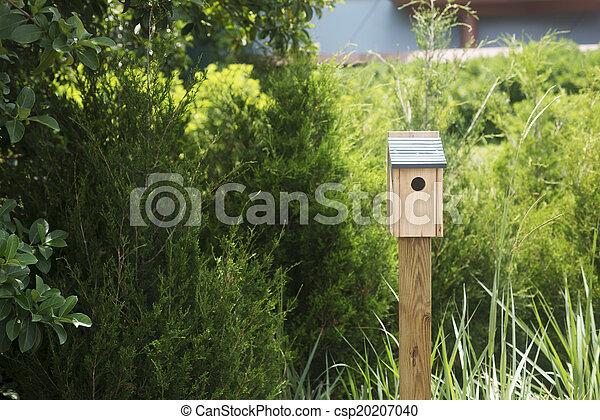 Birdhouse - csp20207040