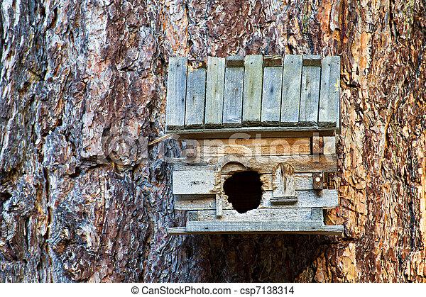 Birdhouse - csp7138314