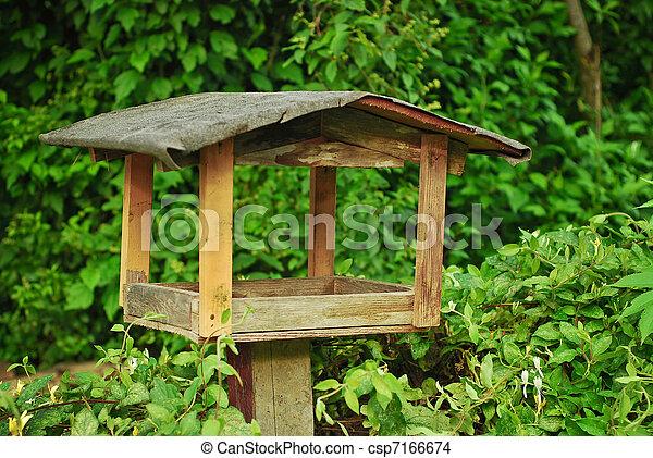 Birdhouse - csp7166674