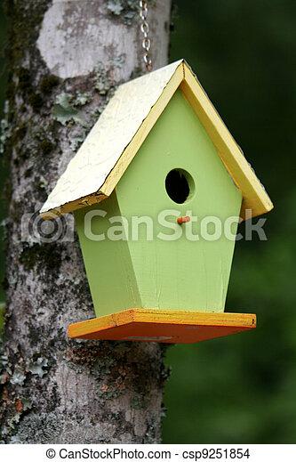 Birdhouse - csp9251854