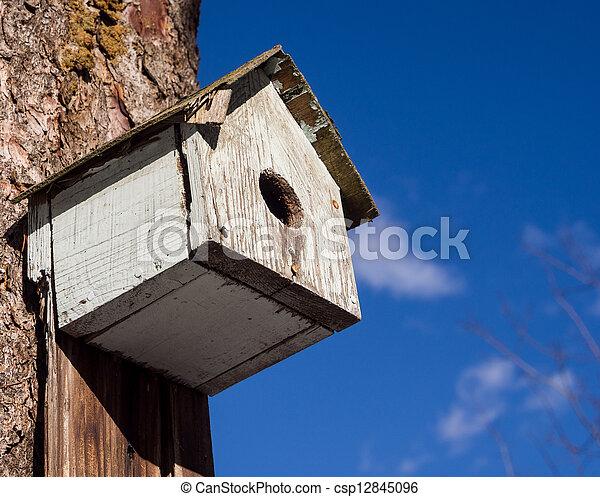 Birdhouse - csp12845096