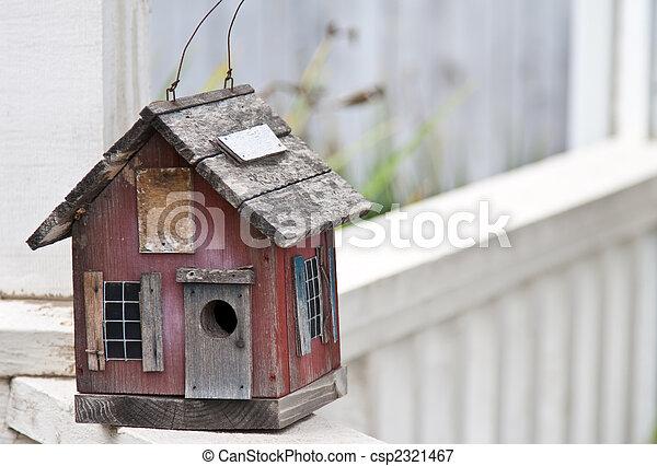 Birdhouse - csp2321467
