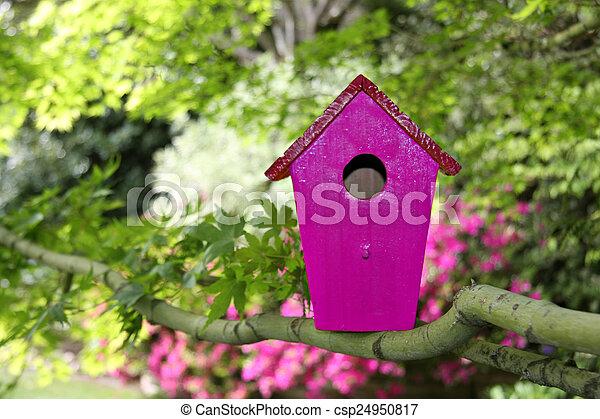 Birdhouse - csp24950817