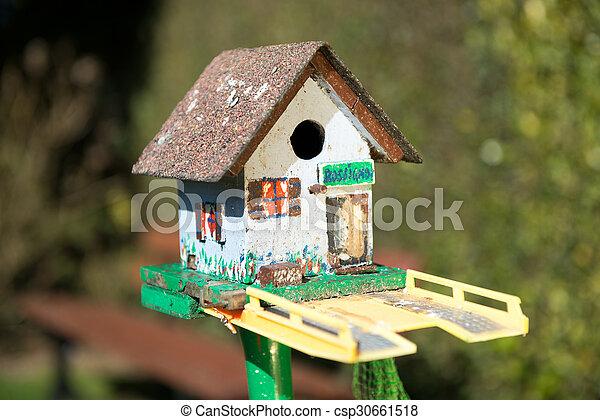 Birdhouse - csp30661518