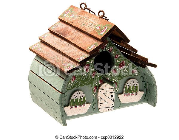 Birdhouse - csp0012922