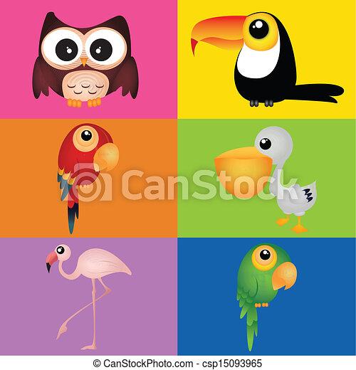 birds - csp15093965