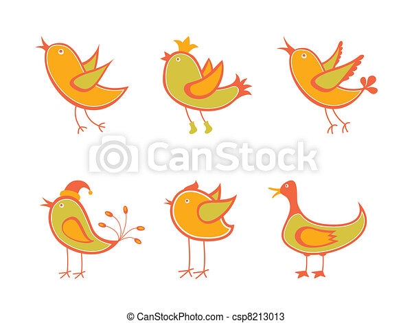 Birds - csp8213013