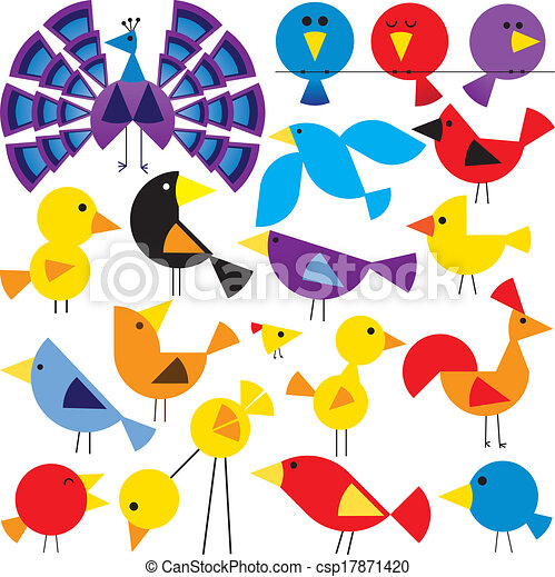 Birds - csp17871420