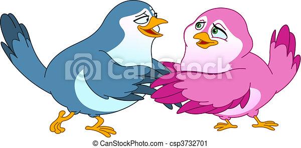 Birds - csp3732701