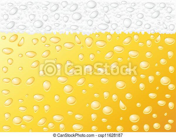 birra, fondo - csp11628187