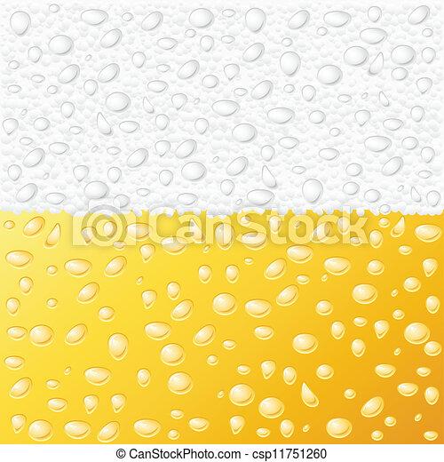 birra, struttura - csp11751260