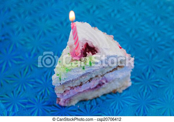 birthday cake - csp20706412