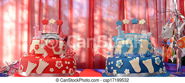 Admirable Birthday Cake For Twin Brother And Sister Funny Birthday Cards Online Alyptdamsfinfo