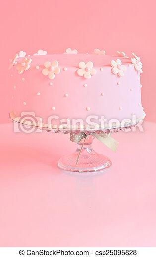 Prime Birthday Cake Beautiful Pink Birthday Cake Funny Birthday Cards Online Sheoxdamsfinfo