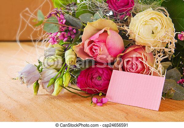 birthday, card. - csp24656591