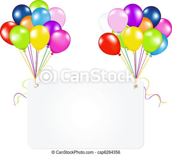 Birthday Card - csp6264356