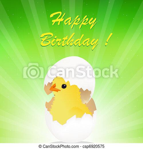 Birthday Card - csp6920575