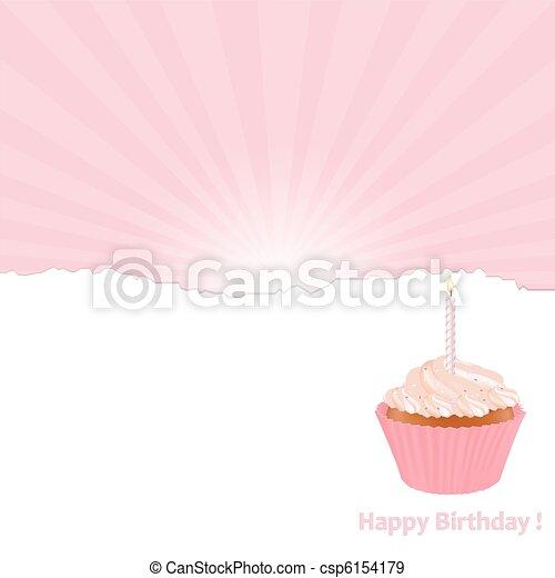Birthday Card - csp6154179