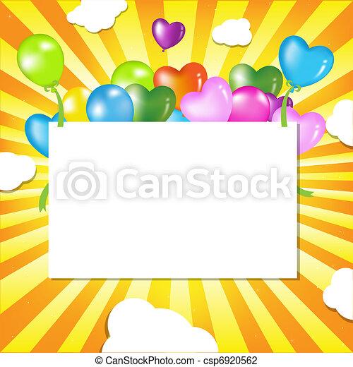 Birthday Card - csp6920562