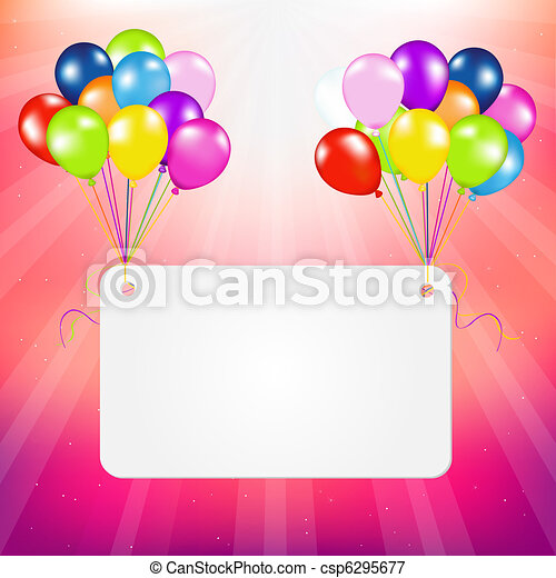 Birthday Card - csp6295677