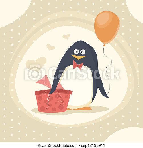 birthday card - csp12195911