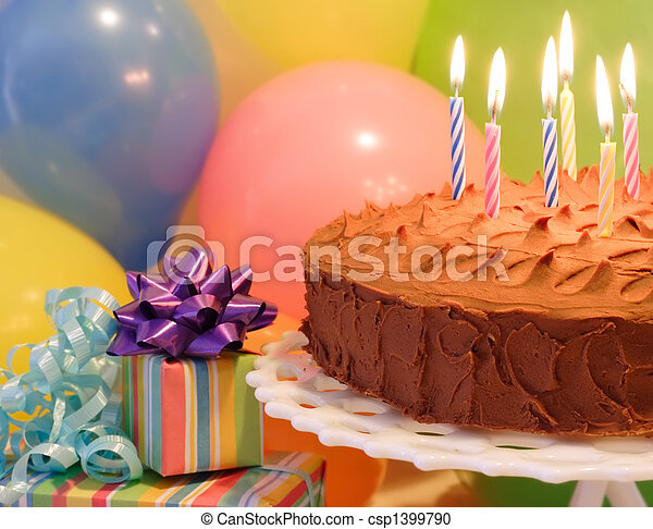 Birthday Celebration - csp1399790